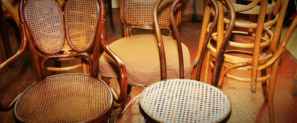 impagliatura sedie milano