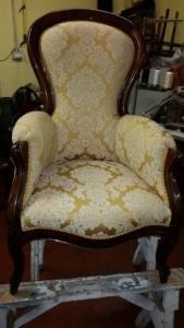 restauro sedie milano